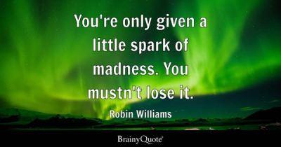 Madness Quotes - BrainyQuote