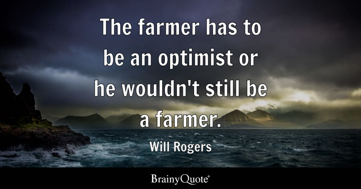 Sayings Farm Quotes And