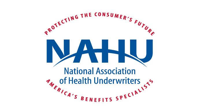 National Association of Health Underwriters - NAHU - logo design