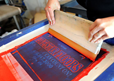 Screen Printing Services   Custom T Shirt Printing Madison   FREE QUOTE Screen Printing