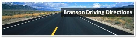 Directions and Maps to Branson Tourism Center   Branson Tourism Center Directions and Maps to Branson Tourism Center  Branson Driving Directions