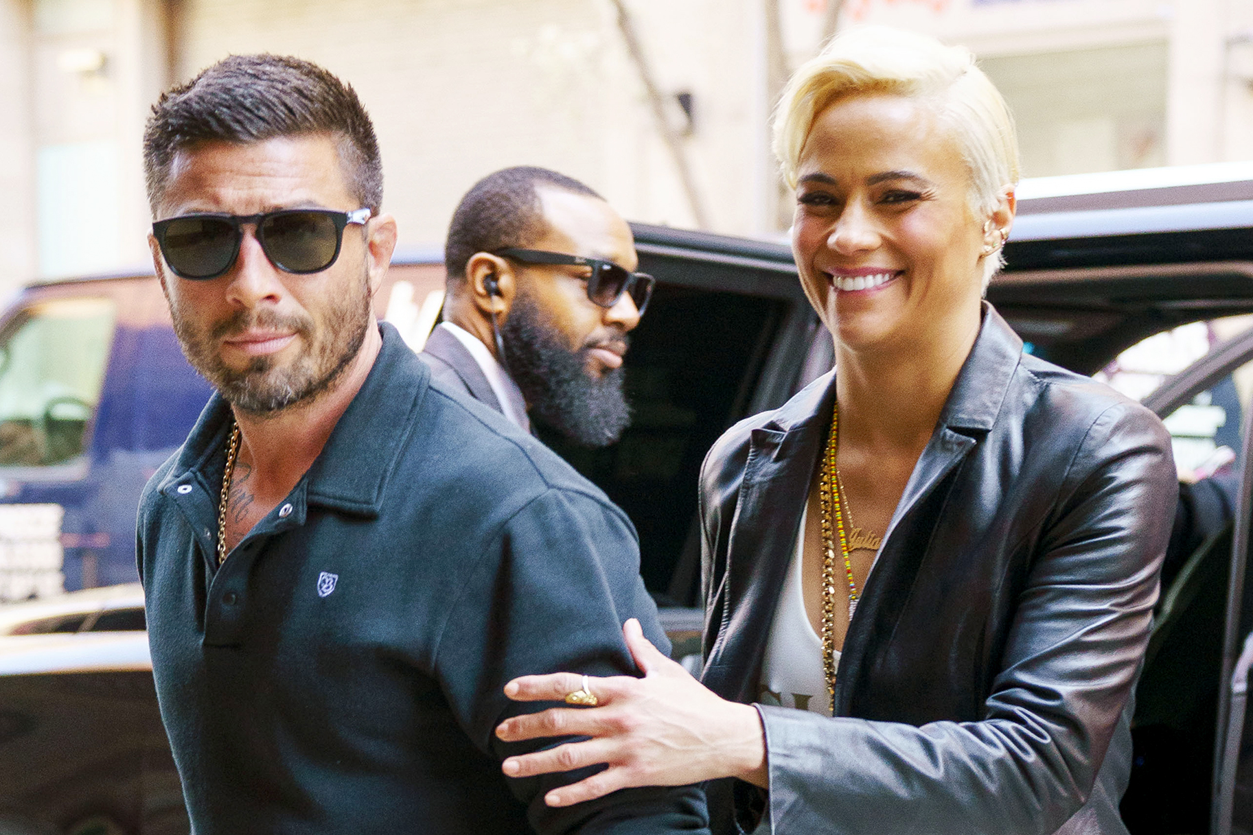 Is Paula Patton Dating a Married Man?   Personal Space