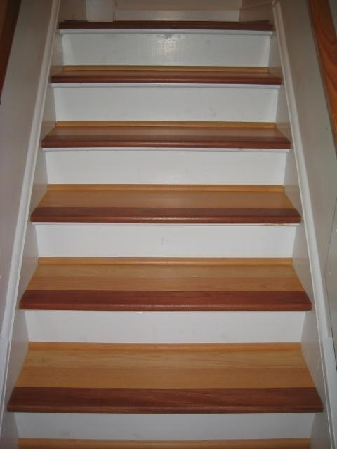 Stairs Treads And Risers Hardwood Floor Accessories By   Prefinished Retro Stair Treads   Maple   Stair Nosing   Red Oak   Brazilian Cherry   Risers