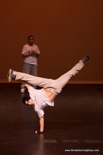 Breakdancing Ninja Photos