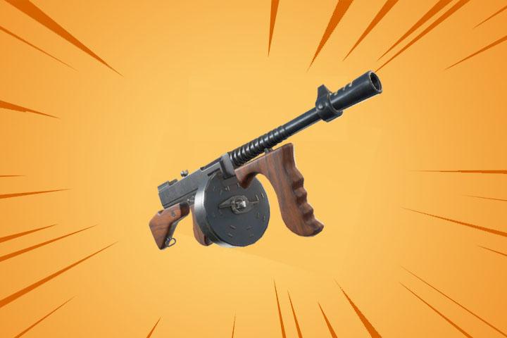 Fortnite Drum Gun Nouvelle Arme Datamin 233 E Pour Le 4 6