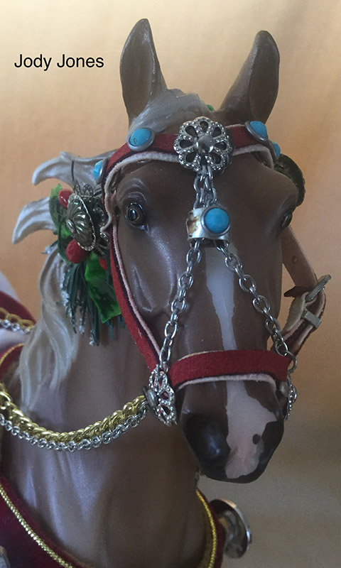 Holiday Horse On Parade Breyer Value Guide