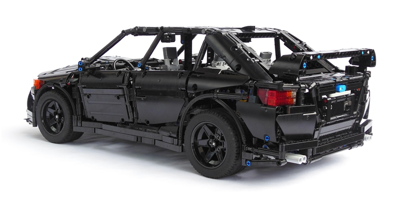 Amazingly well done Subaru WRX STi by pipasseyoyo   LEGO Technic     dscn0735 jpg
