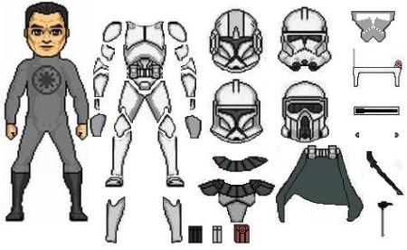 Star Wars Coloring Pages Clone Troopers   More information Clone Trooper C    Star Wars Coloring Pages Clone Troopers