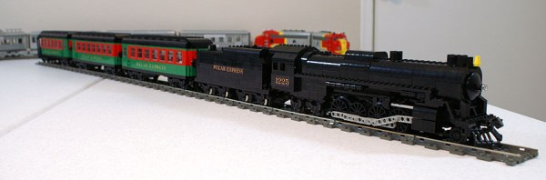 polar express lego train set # 3
