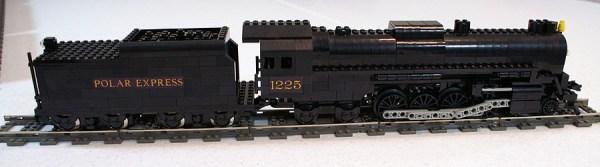 polar express lego train set # 14