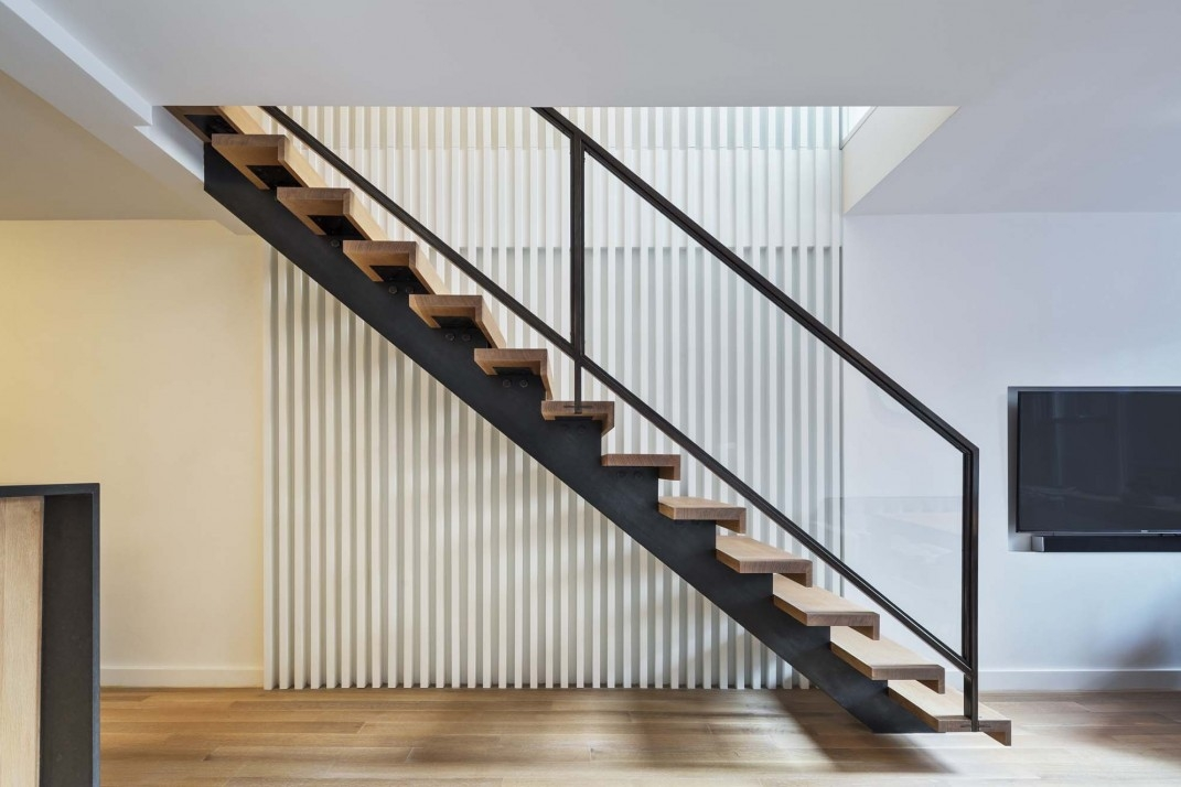 Spiral Staircase Alternatives For Your Nyc Duplex Renovation | Duplex Staircase For Small House | Tiny Staircase | Traditional | Small Space | Wooden Stair | Readymade