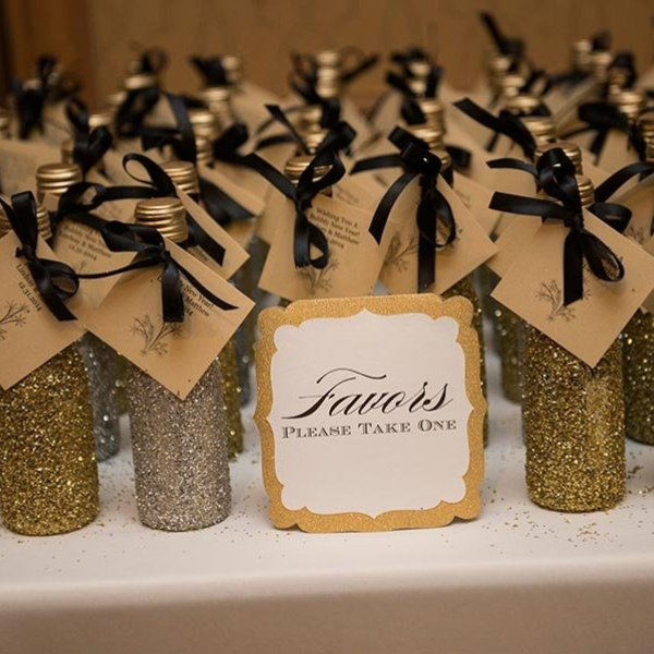Popular Wedding Favors Guests