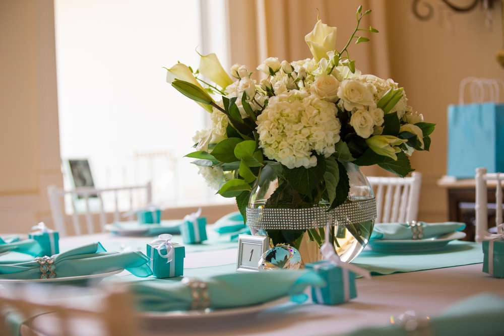 Breakfast At Tiffany S Bridal Shower Bridal Shower Theme