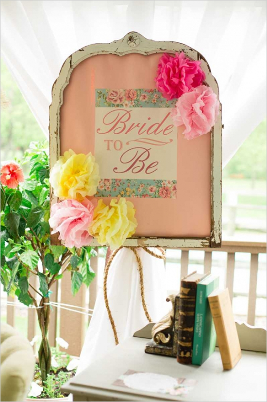 Bridal Shower Bride Be