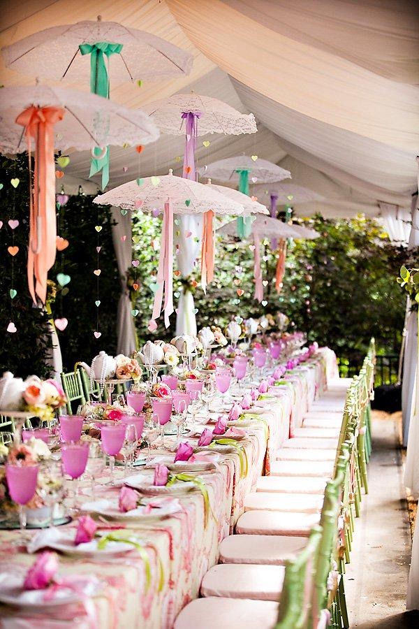 Tea Party Bridal Shower