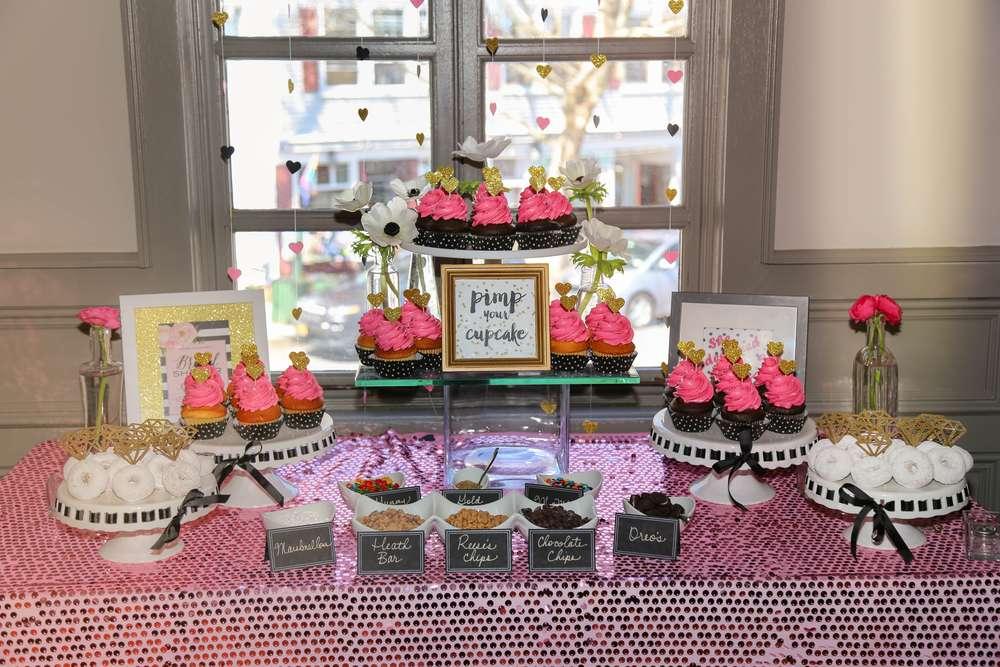 Bridal Shower Dessert Table Decorations