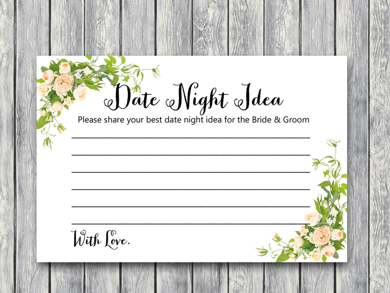 Personalized Bridal Shower Favors