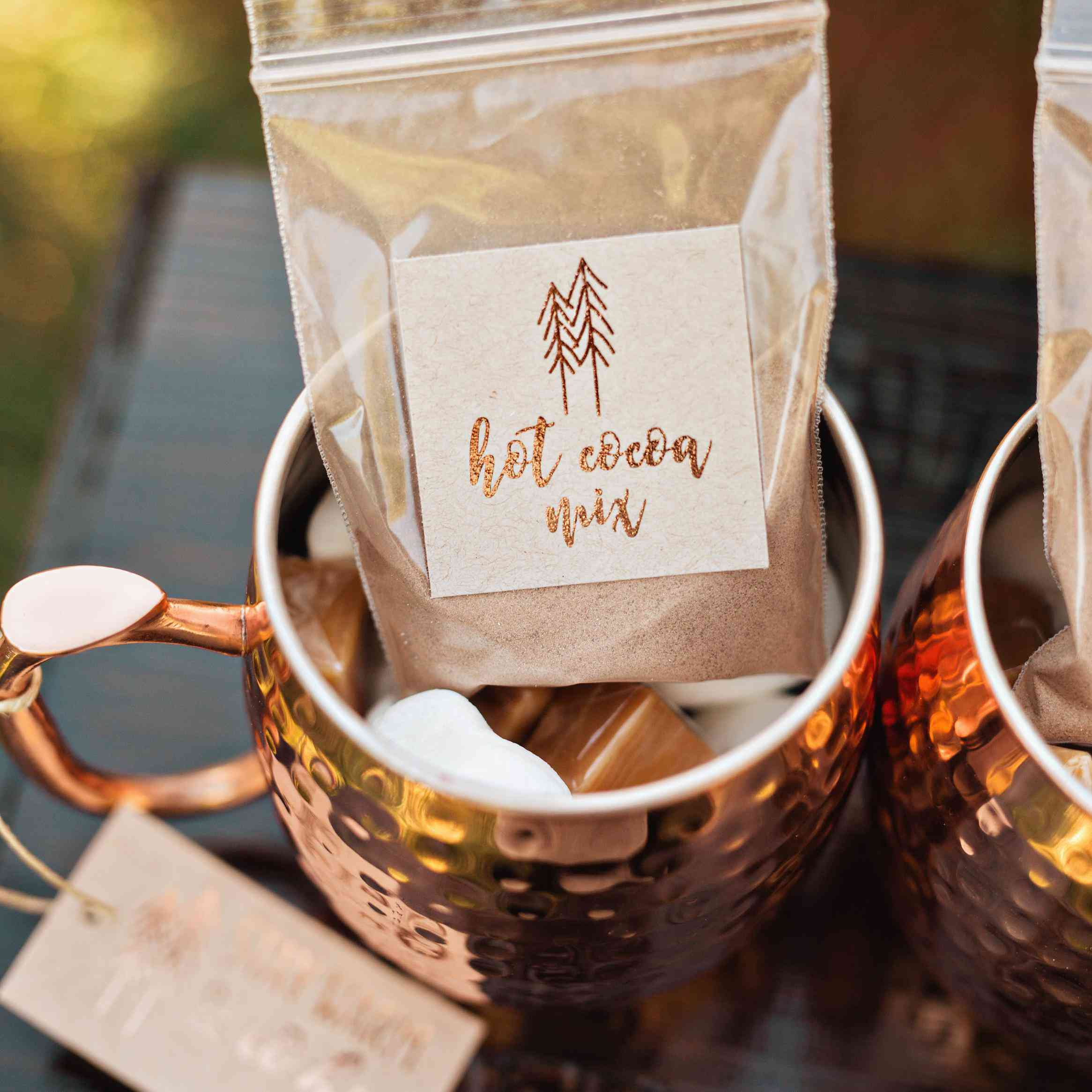 Simple Wedding Party Favors