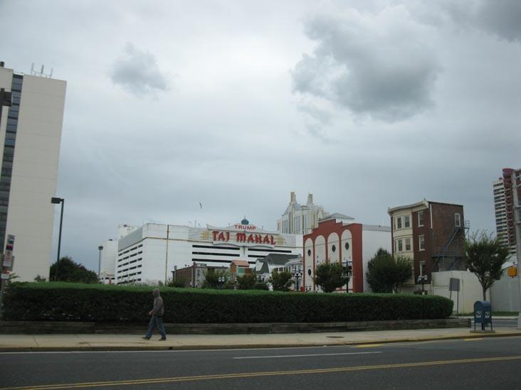 Atlantic Avenue Atlantic City New Jersey