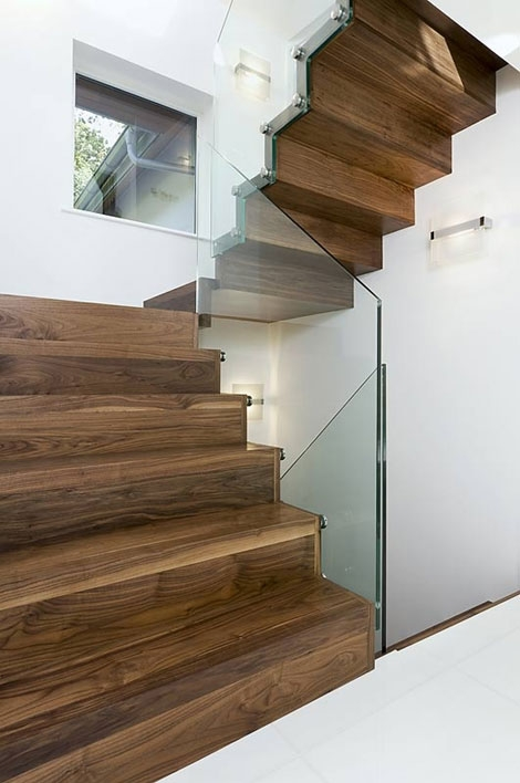 The Zig Zag Staircase Brighton Stairs Sussex Staircase   Zig Zag Staircase Design   Stringer   Dual Staircase   Chain Staircase   Sawtooth   Steel