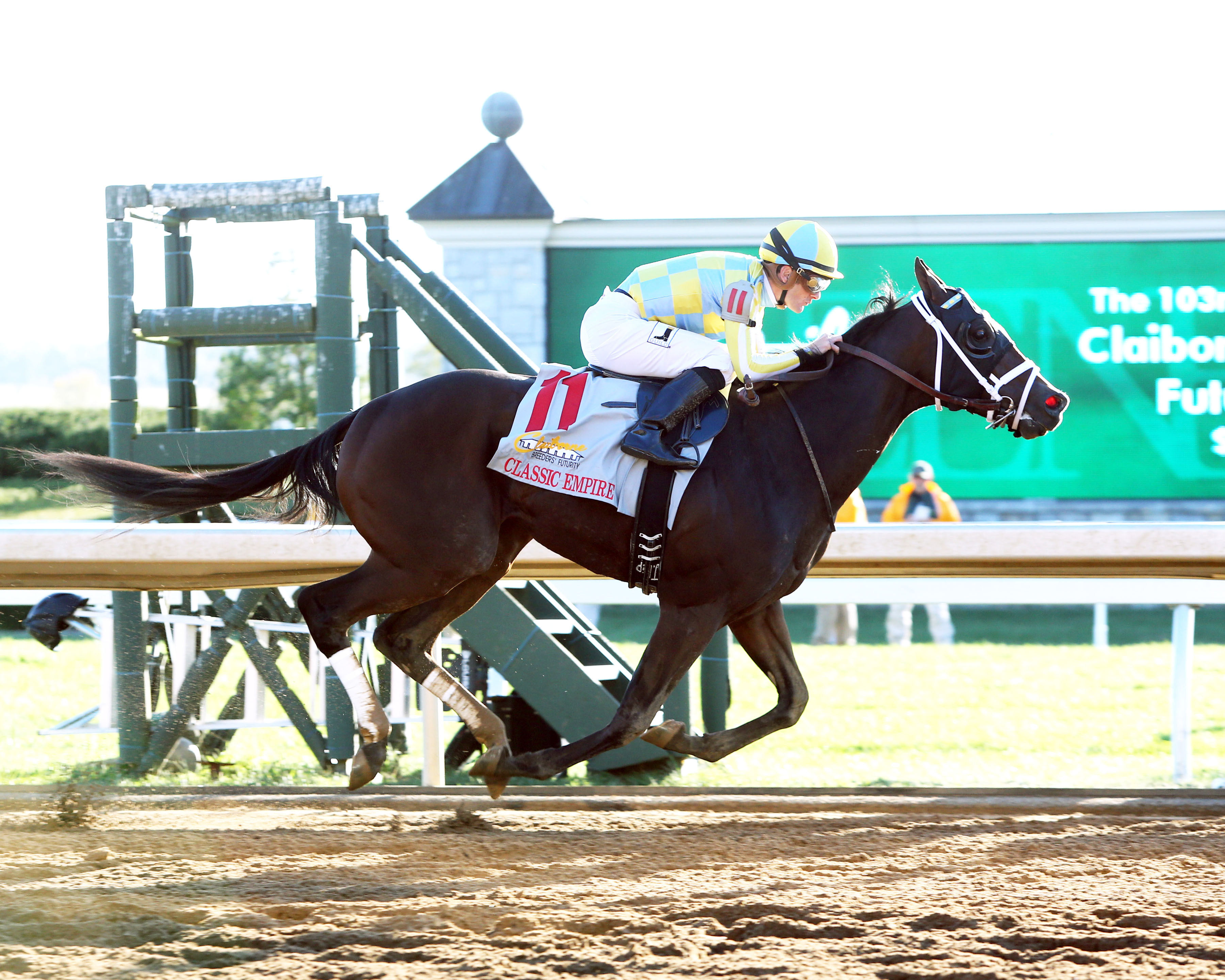Preview Of Wynn Kentucky Derby Futures Classic Empire A