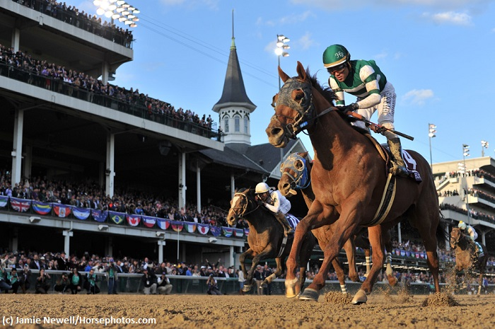 Accelerate Wins One For Sadler In Breeders Cup Classic