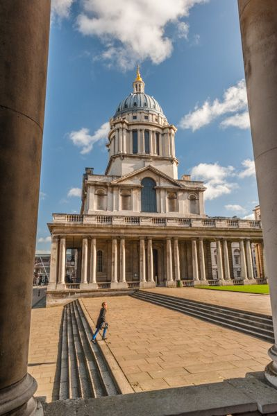 Old Royal Naval College Greenwich History Amp Photos
