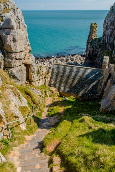 St Govan S Chapel History Travel And Accommodation