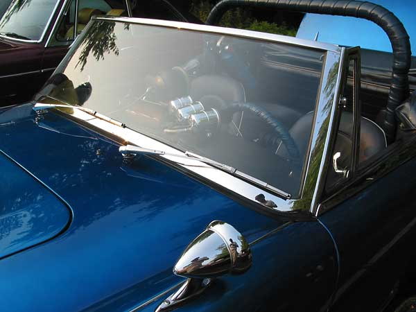 Ray Bencar S 1965 Austin Healey 3000 Iii Bj8 With Chevy