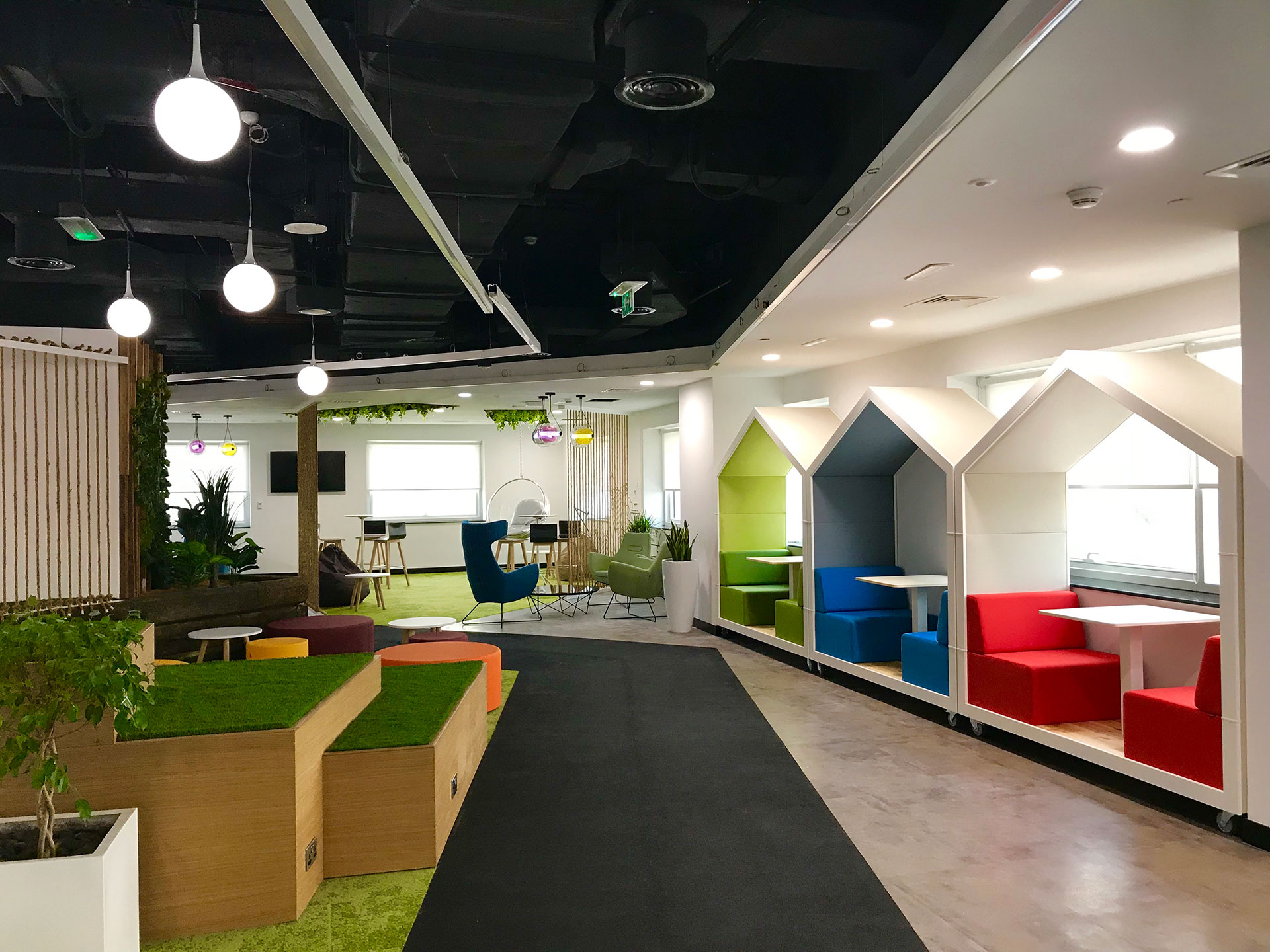 Broadway Interiors Dewa S New Office Featured Online
