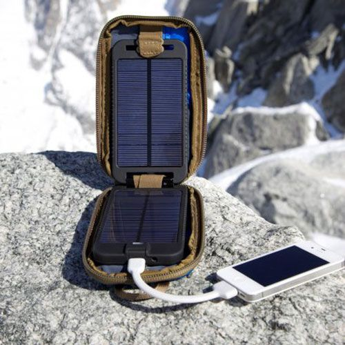 Portable Power Source Camping