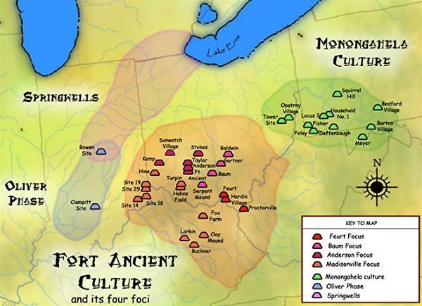Indian Locations Seneca Pa