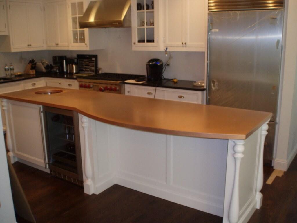 Kitchen Countertops Edge Options