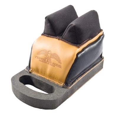 Protektor Deluxe Rear Bag W Handle Leather Sinclair Intl
