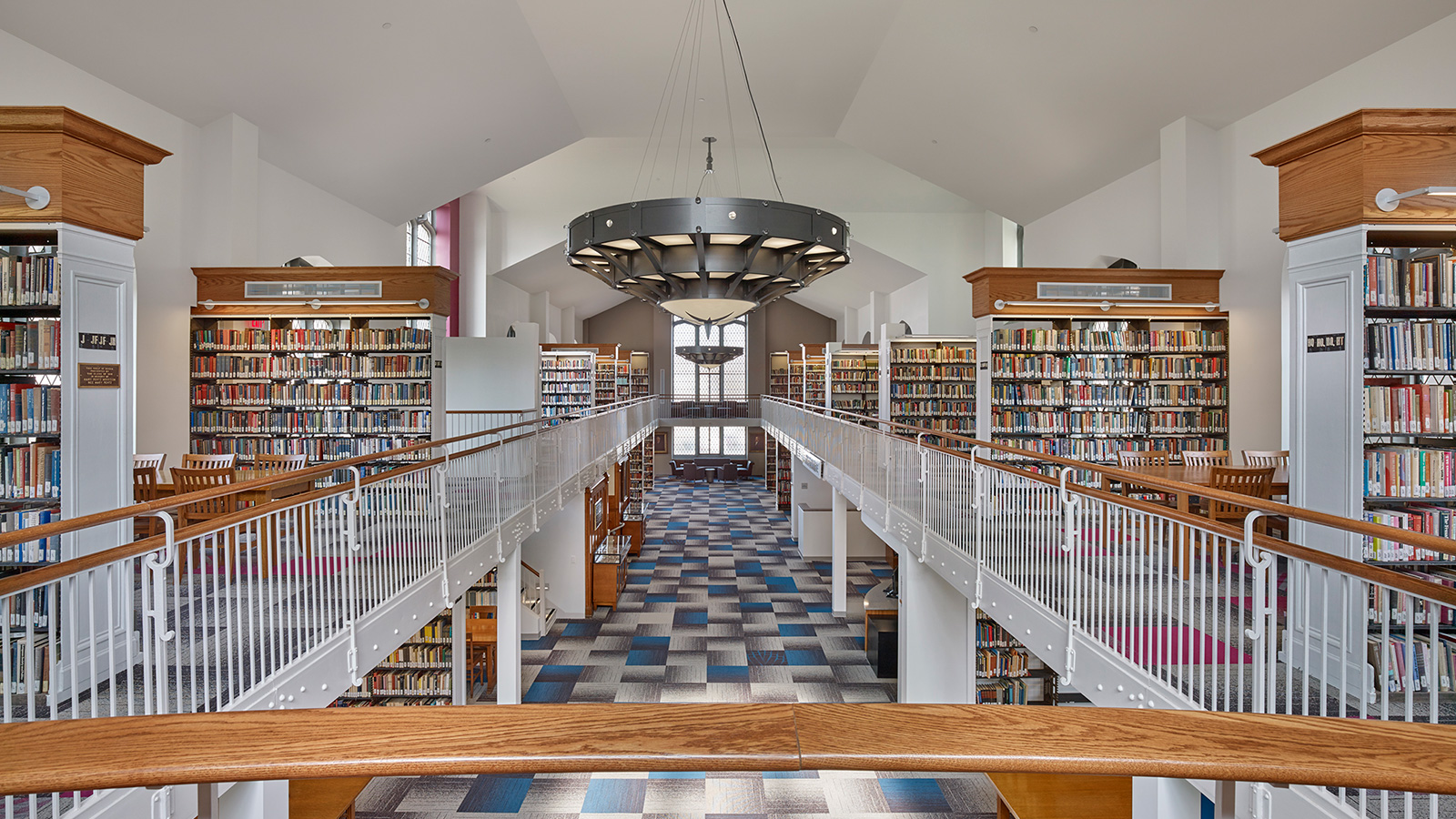 Wilson College Library Bruce E Brooks Amp Associates