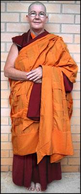 Becoming A Buddhist Nun By Ani Rinchen