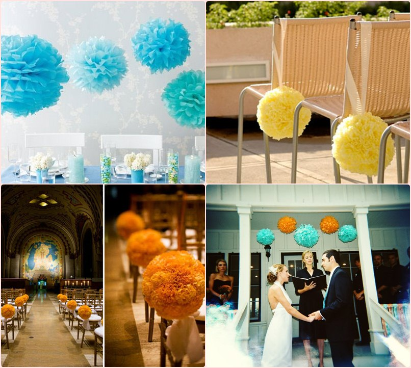 7 Cheap and easy DIY wedding decoration ideas   Budget Brides Guide     wedding reception decoration ideas