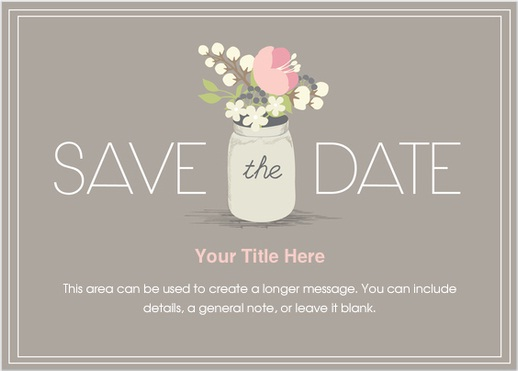 Save Date Cards How Far Advance