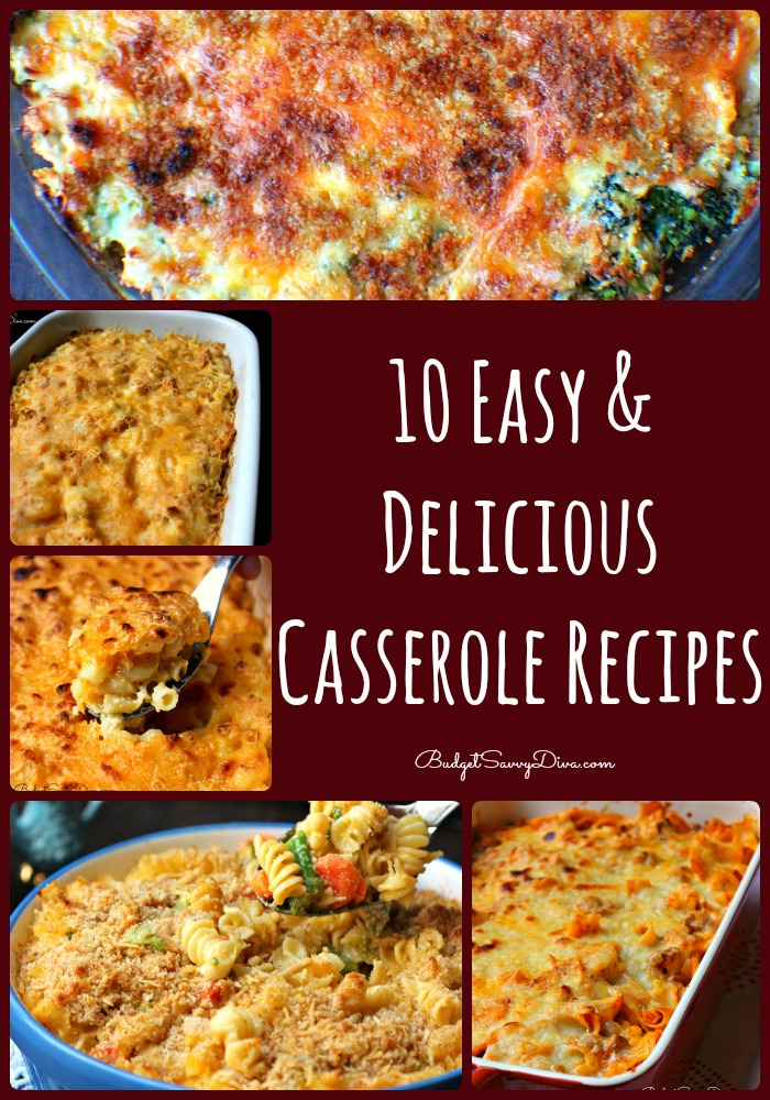 Easy Yummy Meals Dinner