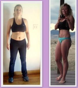 p90x2 results women - 267×300