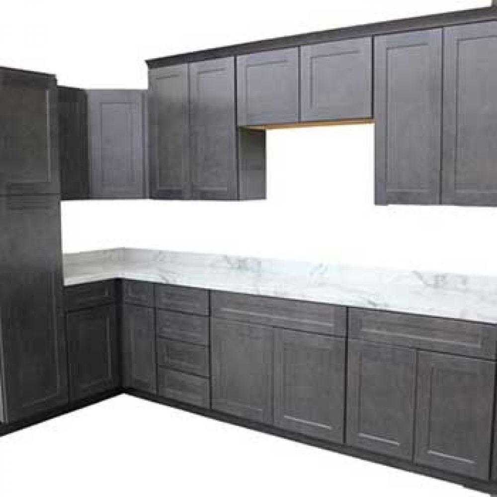 Best Kitchen Gallery: Jamestown Deluxe Slate Kitchen Cabi S Builders Surplus of Slate Kitchen Cabinets on rachelxblog.com