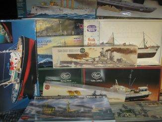 Plastic Model Ships   The Best Kits and Who Makes Them plastic model ships