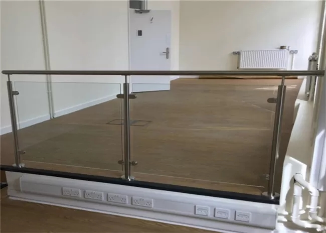 Balcony Stainless Steel Glass Balustrade Stainless Steel Railing | Stainless Steel Baluster Designs | Balcony Steel Pipe | Catalogue | Ms Boundary Gate | House Staircase Steel Railing | Magandang