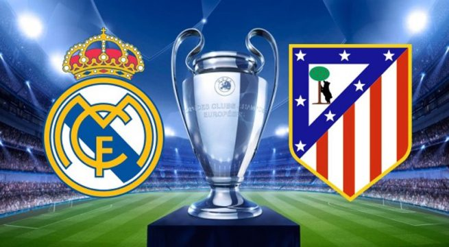 Live Streaming Real Madrid Vs Atletico Madrid