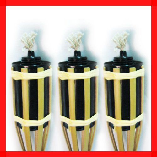 Tiki Torch Canisters