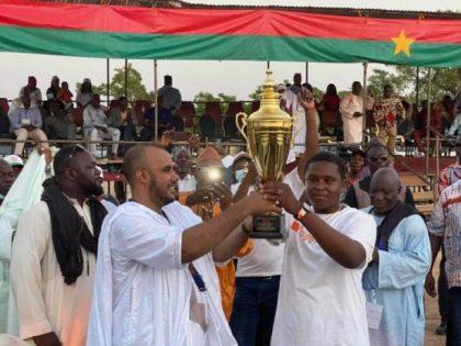 "Burkina Faso: Horses galloped on the ""Grand prix hippique worldwide de l'Integration"""