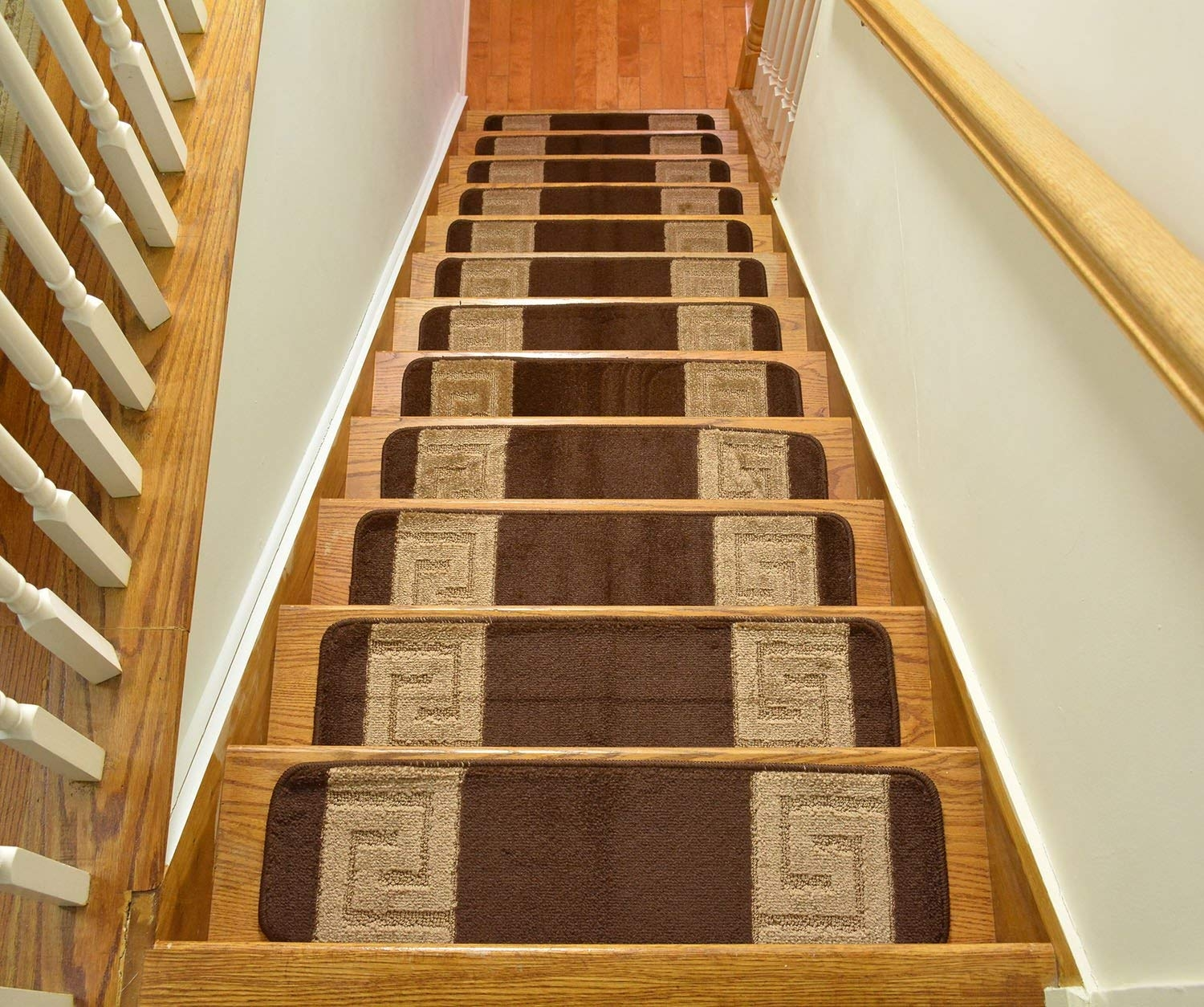Top 10 Carpets For Stairs In 2020 Highly Recommend In 2020 | 8 Inch Carpet Stair Treads | Bullnose Carpet | Wood Stairs | Rubber Backing | Mat | Non Slip Stair