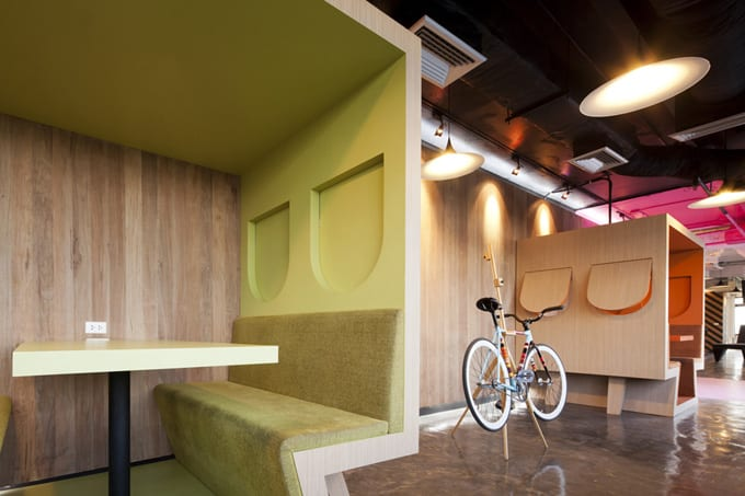 Best Offices World Interiors