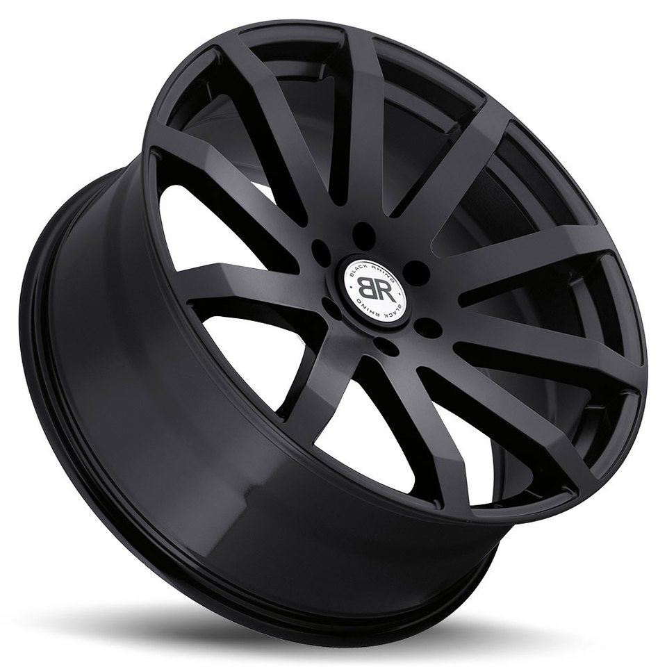 Black Rhino Traverse Truck Wheels At Butler Tires And
