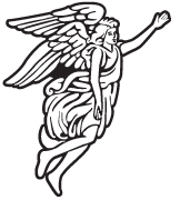 angel clipart for headstones - 162×180